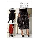 Vogue Patterns 9060 ZZ Sizes 16 - 18/ 20 - 22/ 24 - 26 Misses Skirt, Multi-Colour