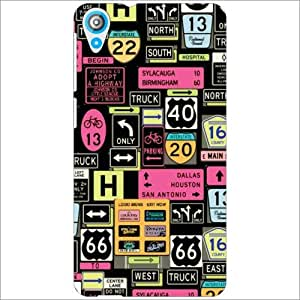 HTC Desire 820 Back Cover - Characters Designer Cases