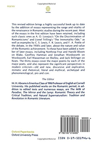 an essay on english romantic poets Romantic literature essay topics/thesis ideas updated on july 22, 2016 holle abee more  english poets of the romantic movement by tina dubinsky 12 literature the era of romanticism: coleridge, wordsworth & blake by cathy 7 popular essays how to write an argument essay step by step.