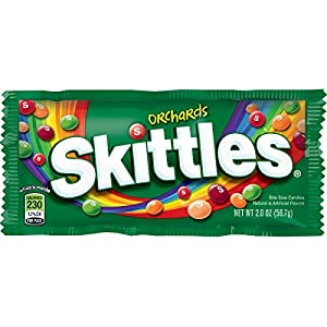 Skittles Orchards, 2 Ounce (Pack of 24)
