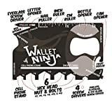 #6: SHOPEE Wallet Ninja 18 in 1 Multi-purpose Credit Card Size Pocket Tool