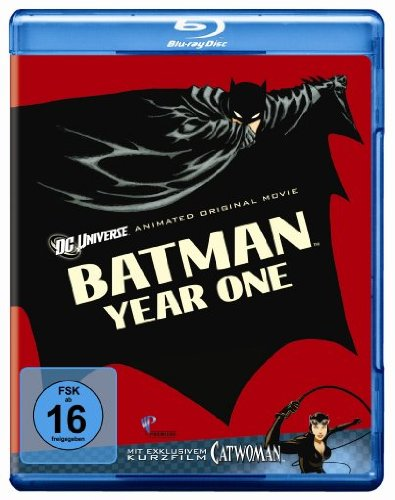 Бэтмен: Год первый / Batman: Year One (2011) BDRip от HQ-ViDEO