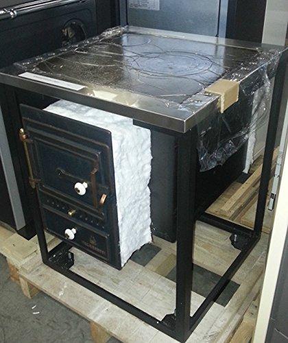 stufa palazzetti per Cucina a legna in muratura piano cottura Focolare in ghisa