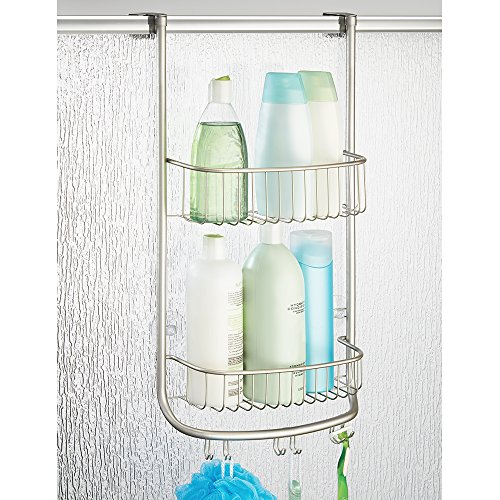 Accesorios De Baño Interdesign:Over Door Shower Caddy