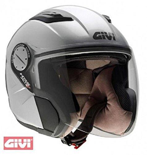 Givi hPS x07C comfort casque jet taille xXS (argent)