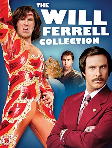 The Will Ferrell 4-Film Collection [DVD] by Will Ferrell