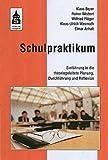 Schulpraktikum: Einführung in die theoriegeleitete Planung