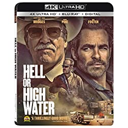 Hell Or High Water [4K Ultra HD + Blu-ray]
