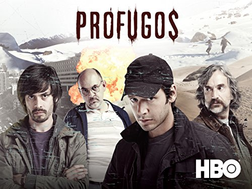 Profugos: Season 1 (English Subtitled)