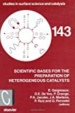 img - for Scientific Bases for the Preparation of Heterogeneous Catalysts, Volume 143 (Studies in Surface Science and Catalysis) book / textbook / text book