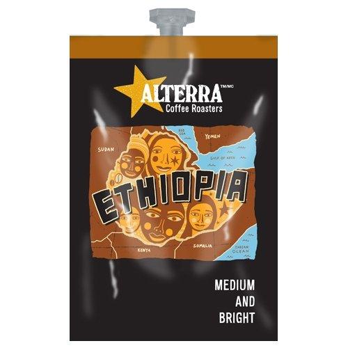 Flavia Alterra Coffee, Ethiopia, 20-Count Freshpacks (Pack Of 1 Rail)