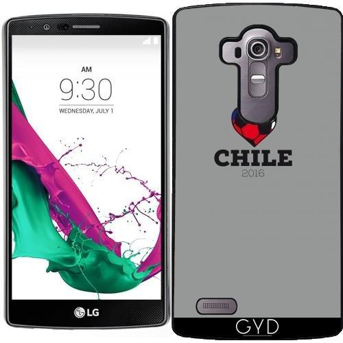Custodia per LG G4 - Camicia Di Calcio Chile 2016 by ilovecotton