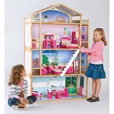 Giant Dollhouse