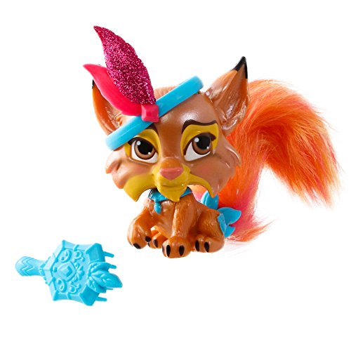 Disney Princess Palace Pets - Furry Tail Friends Doll - Pocahontas' Bobcat, Pounce