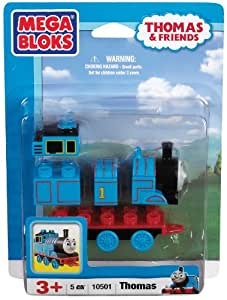 Mega Bloks Thomas Buildable Character: Thomas