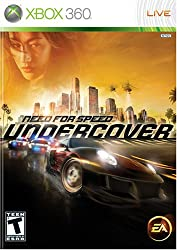 Need for Speed- Undercover - Xbox 360