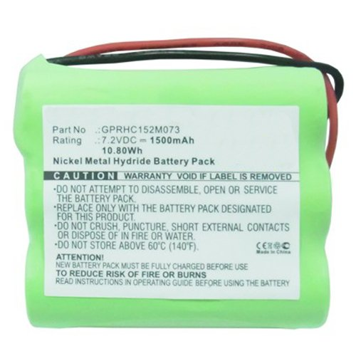 Replacement 4408927 GPRHC152M073 Battery for iRobot Braava 320, Braava 321, Mint 4200, Mint 4205 Floor Cleaning/Mopping Robot (Mint Floor Cleaner Battery compare prices)