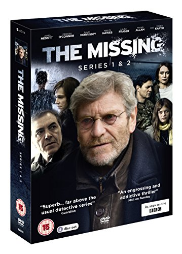 The Missing: Series 1 & 2 [DVD]