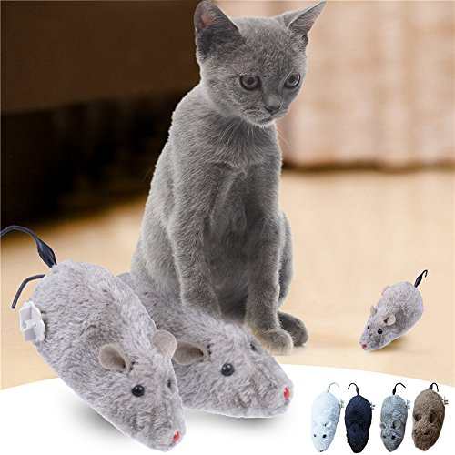 Eronde-1PCS-Interactive-Toys-Wind-up-Mouse-Plush-Toys-for-Cat-Random-Color