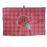 Harvard Crimson Microfiber Golf Towel 38X60cm