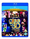 Glee: The 3D Concert Movie (Blu-ray 3D + Blu-ray) [Region A & B]