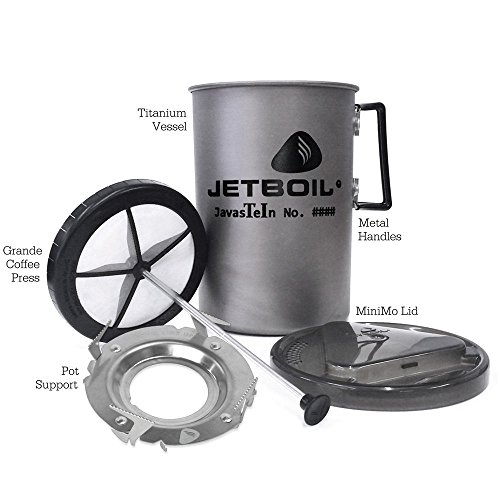 JETBOIL Javastein French Coffee Press One Color One Size (Coffee Press Titanium compare prices)
