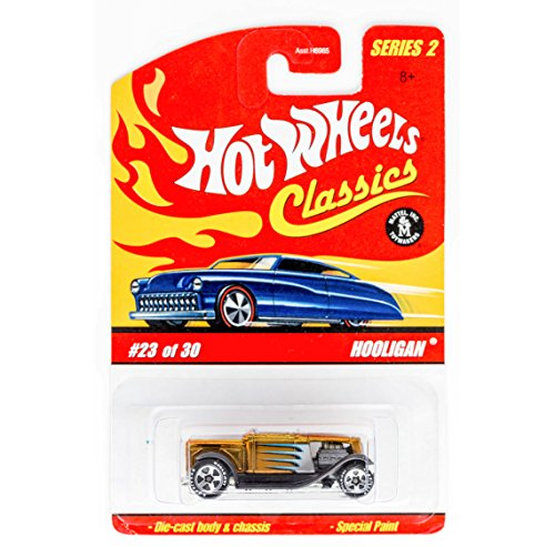 Hot Wheels Classic Series 2: Hooligan