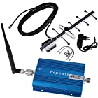 Vktech GSM 900MHz Cell Phone Signal Repeater Booster Amplifier YaGi Antenna Kit