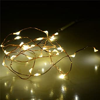 Short string fairy lights