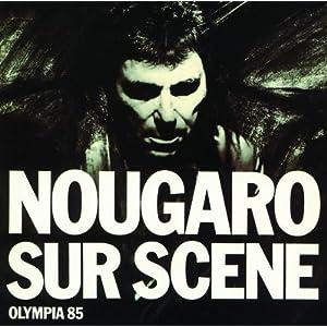 Claude Nougaro -  Nougaro Sur Scène - Olympia 85