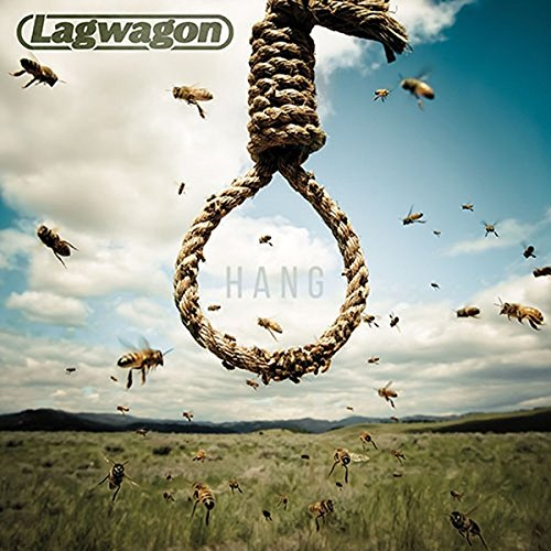 Original album cover of Hang by Lagwagon