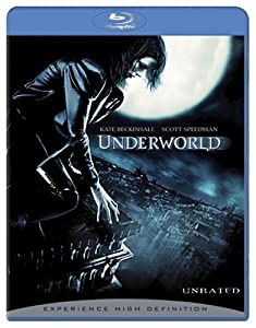 Underworld (Unrated) [Blu-ray]