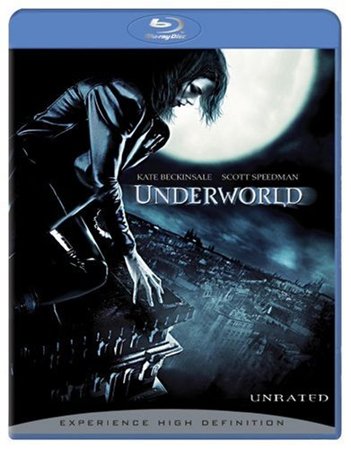 Cover art for  Underworld (Unrated) [Blu-ray]