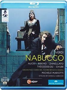 Nabucco [Blu-ray]