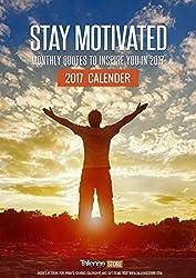 Motivational Wall Calendar 2017 By Tallenge