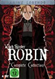 echange, troc Witch Hunter Robin - Complete Collection (6 DVDs) [Import allemand]