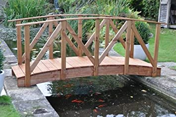 Europa High Rail Garden Bridge (11ft Europa HR)