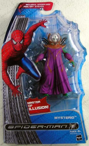 Spider-Man Movie Classic 2 Figureure Mysterio
