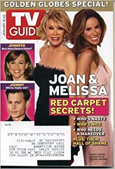 TV Guide January 2005- Joan and Melissa Rivers