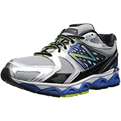 New Balance Men's M1340 Optimal Control Running Shoe,Blue/Silver,10.5 4E US