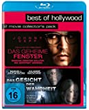 Best of Hollywood - 2 Movie Collector's Pack 38 (Das geheime Fenster / Das Gesicht der Wahrheit) [Blu-ray]