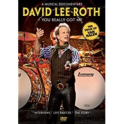 Roth, David Lee - You Really Got Me: Music Documentary