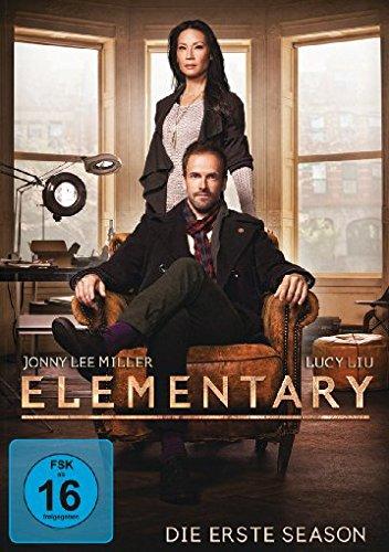 Elementary - Die erste Season [6 DVDs] hier kaufen