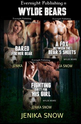 Wylde Bears: Books 1-3 (Wylde Bears, #1-3)