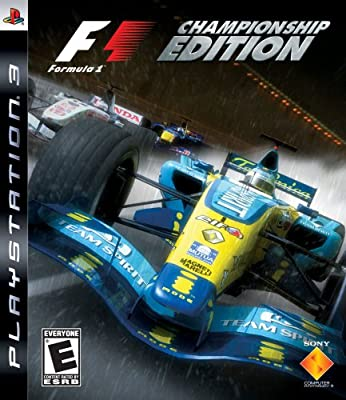 F1: Formula One Championship Edition - Playstation 3