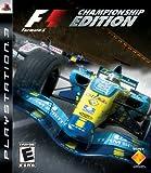 Formula One Championship Edition - PlayStation 3