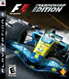 F1: Formula One Championship Edition – Playstation 3