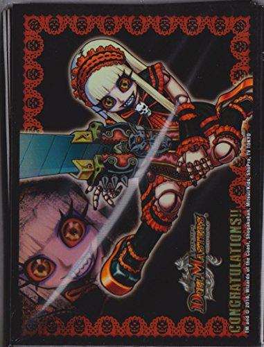 デュエルマスターズ/ デュ円交換 カードプロテクト /解体人形ジェニー Ver. (スリーブ42枚入り)
