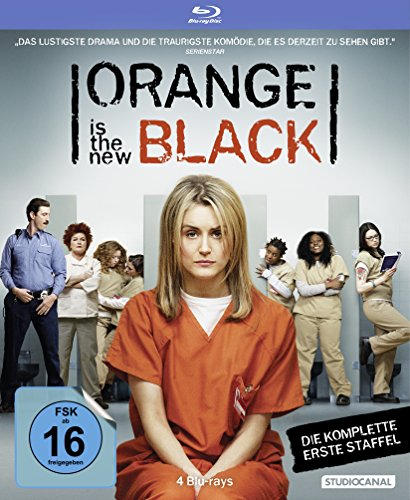 Orange is the New Black - 1. Staffel [Blu-ray]