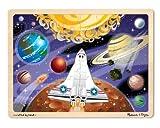 Melissa & Doug Space Voyage Jigsaw 48 Pi...